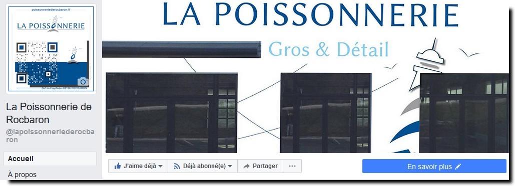 Facebook LA POISSONNERIE DE ROCBARON